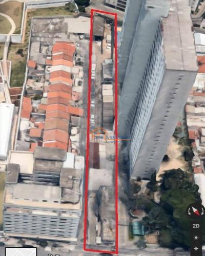 Terreno Residencial À Venda, Cambuci, São Paulo - . - Te0026
