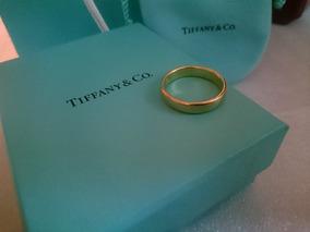 aad07aa72aad Argolla Tiffany Classic En Oro Amarillo .750 Original