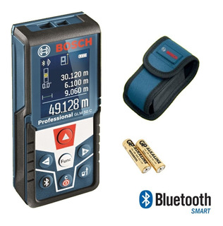 Telemetro Laser 50 Metros Mod.0601072c00 Glm 50 C Bosch
