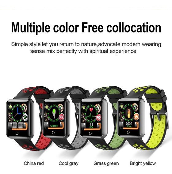 Iqi Inteligente Reloj Inteligente Digital Deporte Pulsera In