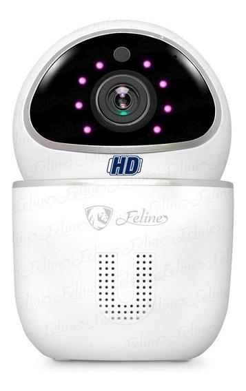 Camara Wifi Ip Nube Hd Seguridad Video Espia Inalambrica Robotica 360° Vigilancia Seguridad Altavoz Control App Remoto