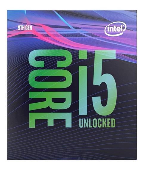 Procesador Intel Core I5 9400f 9 Gen 1151 Fan Cooler Nuevo