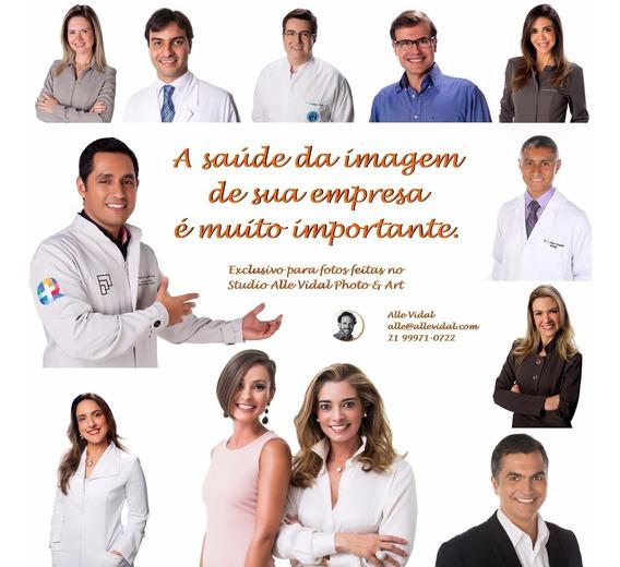 Ensaio Fotográfico - Fotos Corporativas Saúde