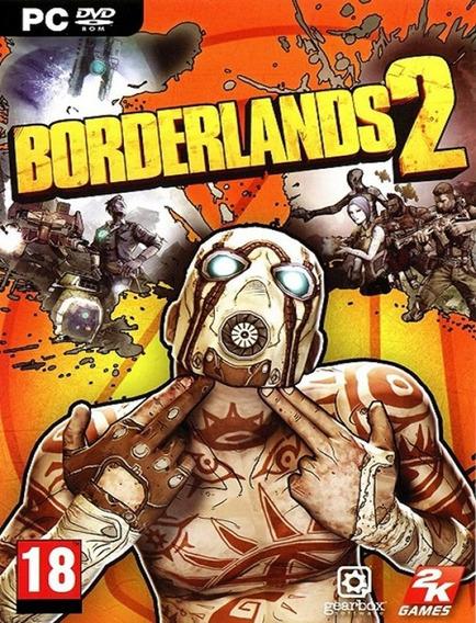 Borderlands 2 Pc - Steam Key (envio Rápido)
