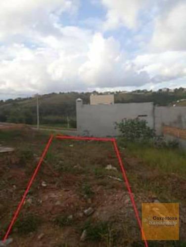 Imagem 1 de 5 de Terreno À Venda, 154 M² Por R$ 117.000,00 - Santanna Do Pedregulho  - Jacareí/sp - Te0428