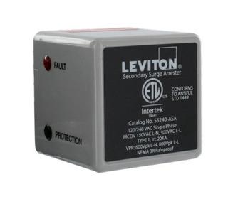 Leviton 55240 Asa 55000 Series Led Indicator And Audible