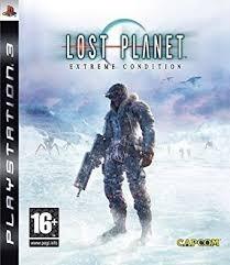 Lost Planet Ps3 Mídia Fisíca Original