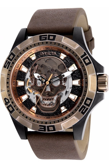 Relogio Invicta Disney Limited Edition De Caveira 25228