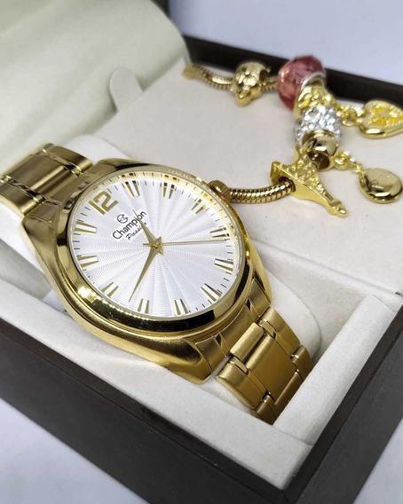 Atacado, 7 Kits De Relógios Champion Para Revenda