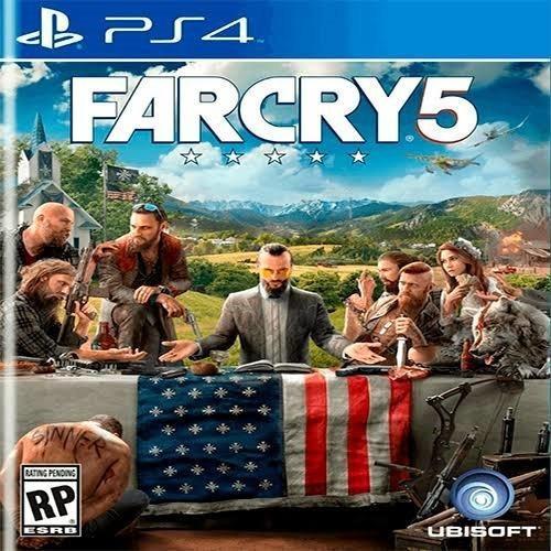 Far Cry 5 Pt-br Digital 1ª Psn