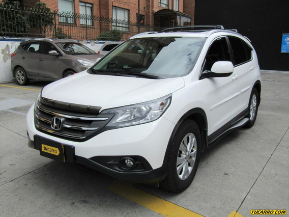 Honda Cr-v Ex L Cat At 2.4