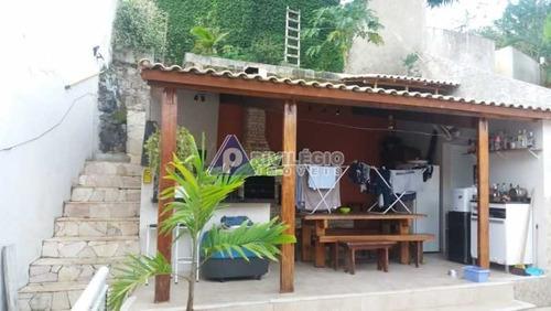 Casa À Venda, 4 Quartos, 3 Suítes, 2 Vagas, Laranjeiras - Rio De Janeiro/rj - 2158