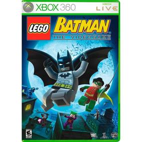 Lego Batman The Videogame (mídia Física) - Xbox 360 (novo)