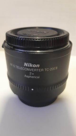 Teleconverter Nikon Af-s Tc-20eiii 2x