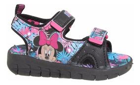 Sandalias Disney Minnie Mouse Con Luz Addnice Mundo Manias