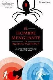 Comic El Hombre Menguante - Richard Matheson