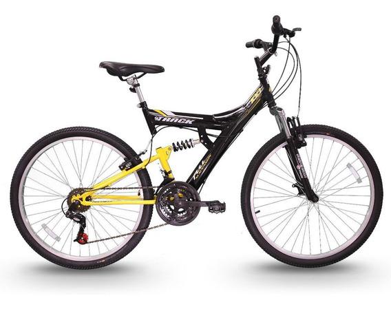 Bicicleta Track & Bikes Tb 100xs Aro 26 Susp Dupla 18v