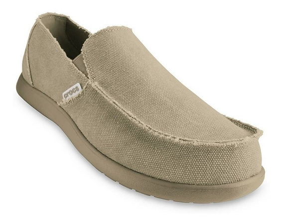 Crocs Santa Cruz Men Beige - Los Gallegos
