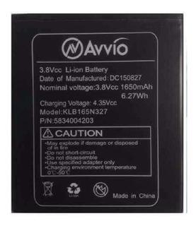 Bateria Avvio 489 Ref Klb165n327 La Mejor Calidad