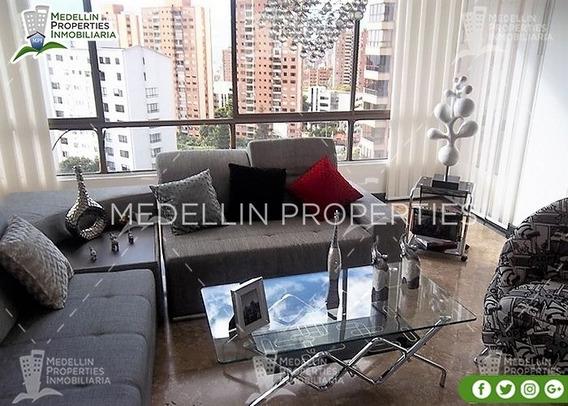 Arrendamientos De Apartamentos En Medellín Cód: 4605