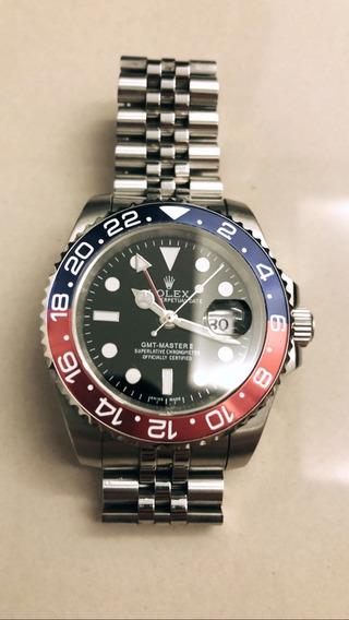 Relógio Gmt Master 2 Jubileé