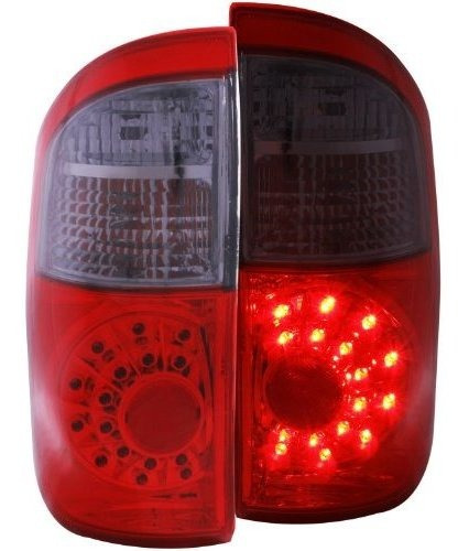 Anzousa 311177 Rojosmoke Led Luz Trasera Para Toyota Tundra