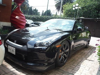 Nissan Gtr Coupe 2009.