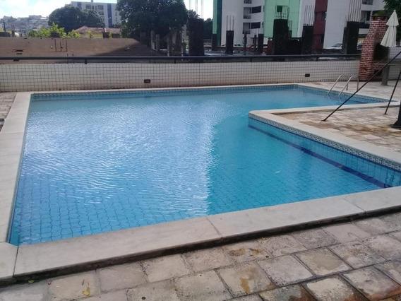 Apartamento Em Casa Amarela, Recife/pe De 98m² 3 Quartos À Venda Por R$ 380.000,00 - Ap280591