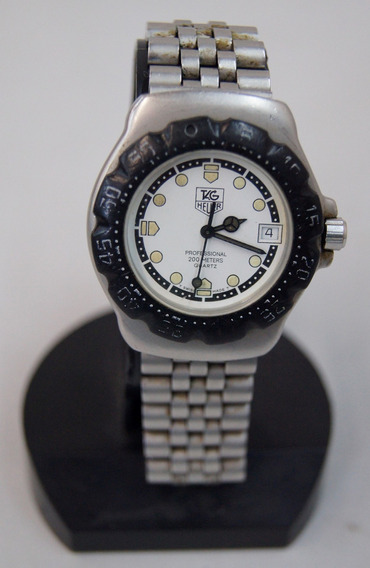 Relógio Tag Heuer Since 1860
