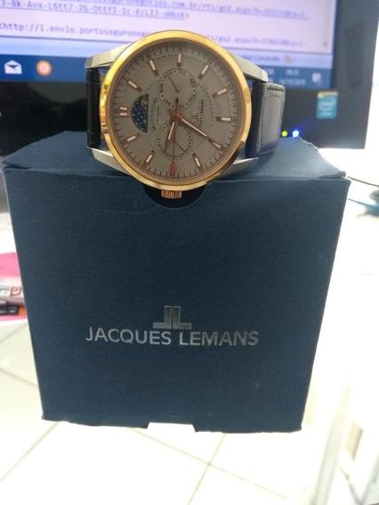 Relógio Jacques Lemans