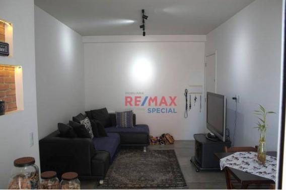 Apartamento Com 2 Dormitório À Venda, 58 M² Por R$ 360.000 - Picanco - Guarulhos/sp - Ap0310