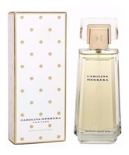 Perfume Carolina Herrera Clasico -- 100ml -- Original