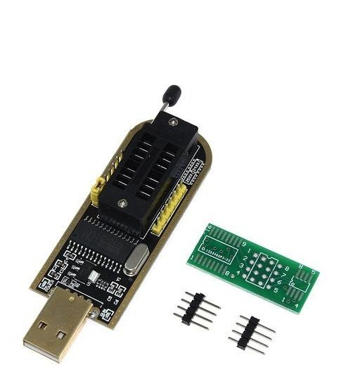 Programador Ch341a Ch341 Usb Eeprom Flash Bios Armodleeprog