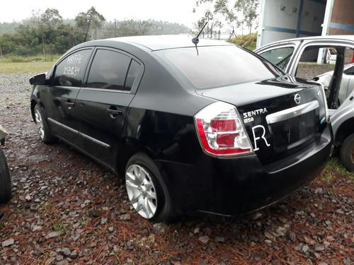 Sucata Nissan Sentra 2013 2.0 Flex - Rs Auto Peças