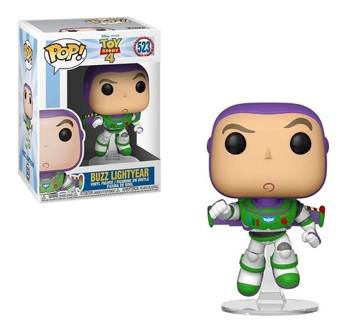Funko Buzz Lightyear (523) - Toy Story 4 (disney)