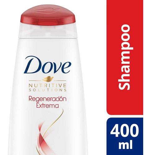Shampoo Dove Regeneracion Extrema X 400 Ml