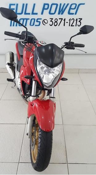 Honda Cb 300r Vermelha 2015/2015