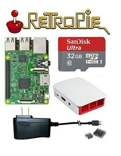 Kit Raspberry Pi 3 Con Retropie