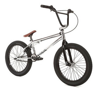 Bicicleta Bmx Fit Trl - Luis Spitale Bikes