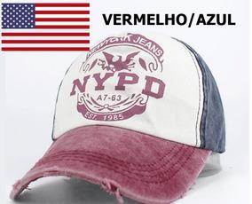 Boné Importado New York Aba Curva Unisexy - Frete Grátis