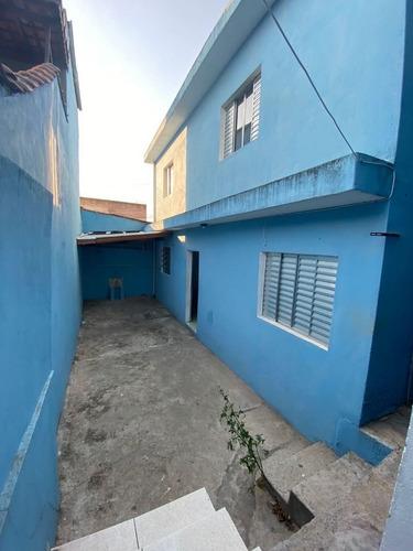 Imagem 1 de 20 de Casa Com 2 Dormitórios Para Alugar, 50 M² Por R$ 1.200,00/mês - Vila Pirajussara - São Paulo/sp - Ca0086