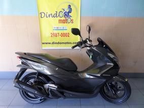 Honda Pcx 150 2016 Cinza