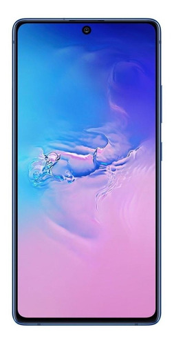 Imagen 1 de 5 de Samsung Galaxy S10 Lite 128 GB azul prisma 6 GB RAM
