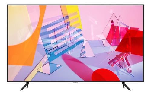 """Imagen 1 de 6 de Smart TV Samsung QN50Q60TAKXZL QLED 4K 50"""" 100V/240V"""
