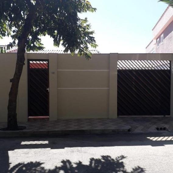 Casa Para Venda Em Volta Redonda, Vila Rica, 2 Dormitórios, 1 Banheiro, 2 Vagas - C159