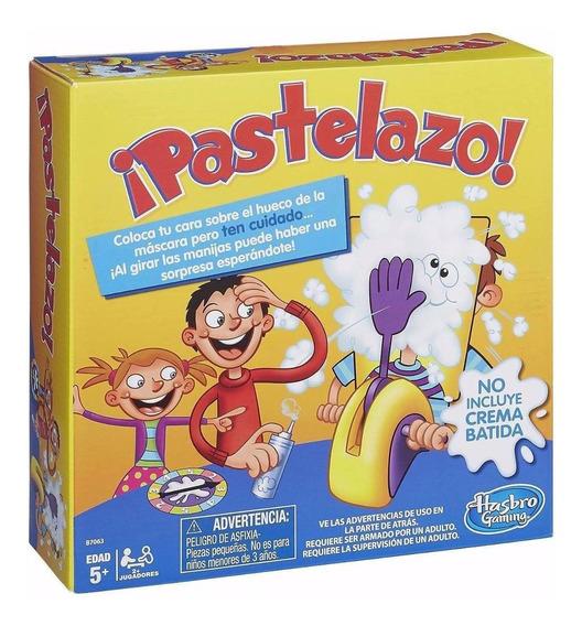 Pastelazo Juego De Mesa Hasbro