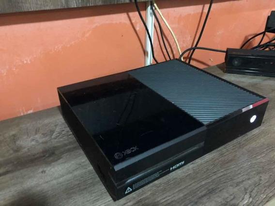 Xbox One 500gb + 10 Jogos + Kinect + Fone Headset + Controle