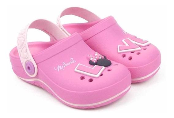 Sandália Infantil Grendene Kids - Minnie 23/24