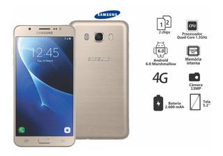 Samsung Galaxy J5 Metal 16gb Dual Chip Original Novo Vitrine
