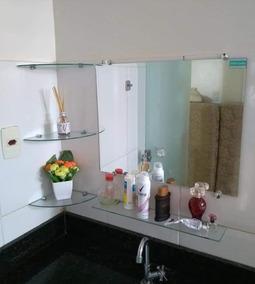 Kit Para Banheiro 5 Peças Vidro Temperado. Frete Gratis!